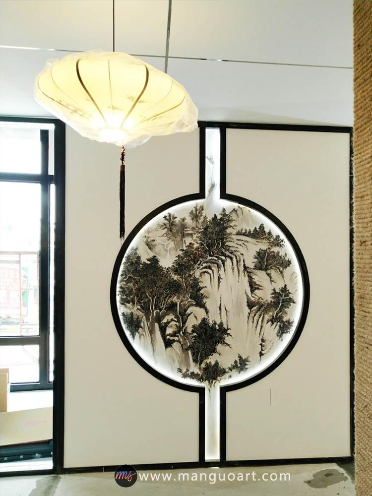川粤时空 - 曼果墙绘|广州深圳专业墙绘,涂鸦,手绘墙
